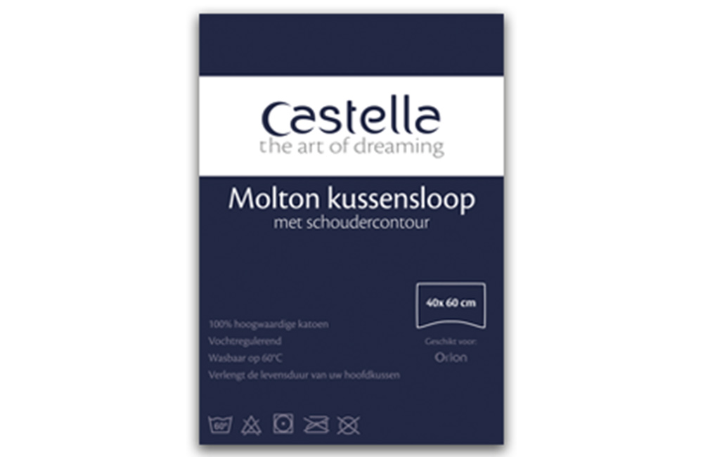 slaapboetiek products kussens Castellamoltonsloop